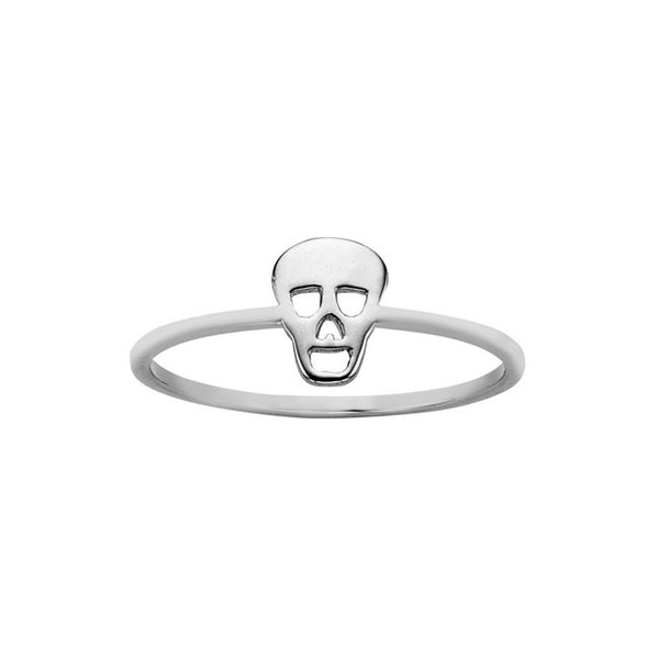 Karen Walker Superfine Mini Skull Ring