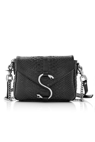 Stolen Girlfriends Club - Snake Hook Box Bag - Black