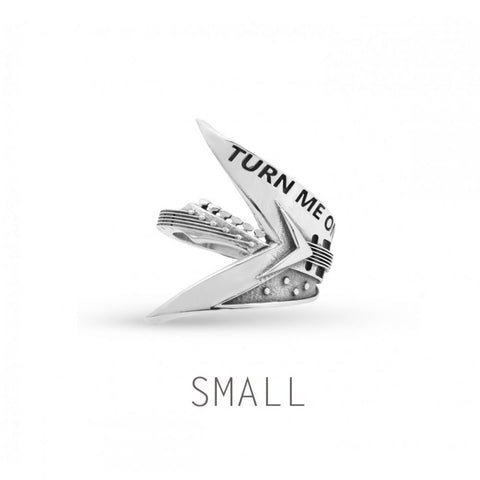 MichaelJohn Jewellery Flying V Ring - Small