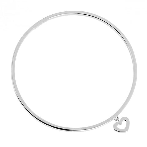 Najo Lost Island Heart Bangle