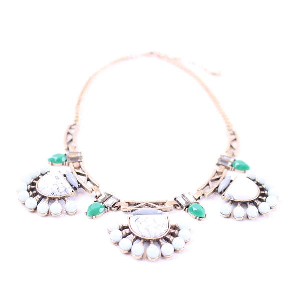 Egyptian Beauty Statement Necklace
