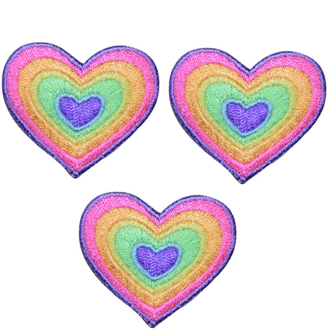 Heart and Love Patches