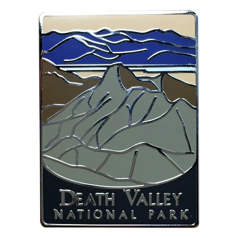 Death Valley National Park Pin - Official Traveler Series - California and Nevada
