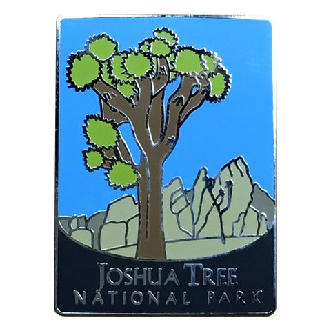 Joshua Tree National Park Pin - Official Traveler Series - California