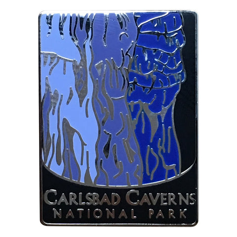 Carlsbad Caverns National Park Pin - Official Traveler Series - New Mexico