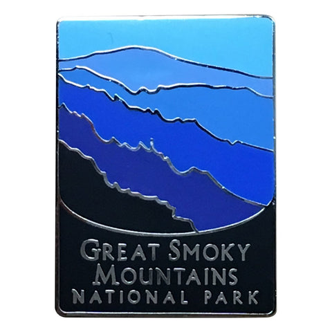 Great Smoky Mountains National Park Pin - Official Traveler Series