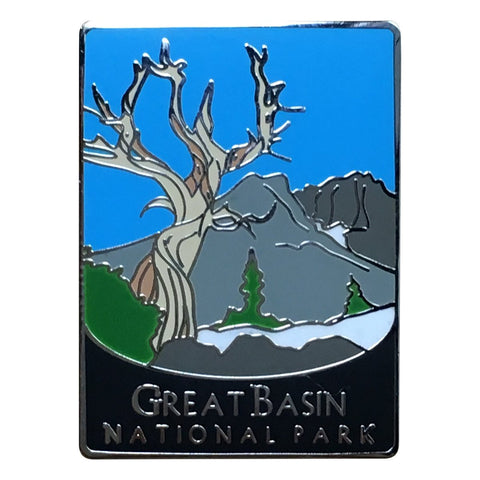 Great Basin National Park Pin - Official Traveler Series - Bristlecone Pine, Nevada