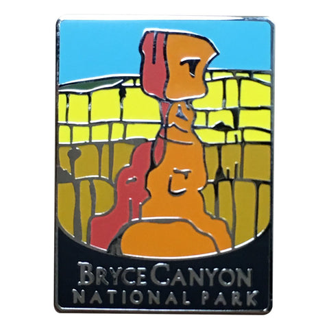 Bryce Canyon National Park Pin - Official Traveler Series - Utah Hoodoo
