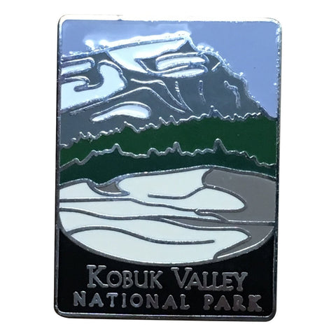 Kobuk Valley National Park Pin - Official Traveler Series - Alaska