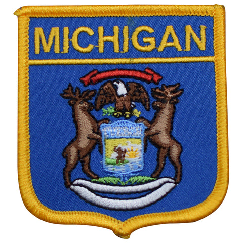 Michigan Patch - Patch Parlor