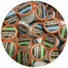 50/50 House Blend & French Roast Coffee Pods
