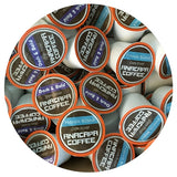 50/50  French Roast + Dark & Bold Coffee Pods