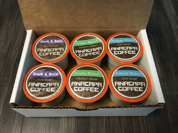 Coffee Pod Sample Pack