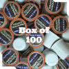 Gourmet Dark Roast Coffee Pods - 100CT. Subscription  Auto renew