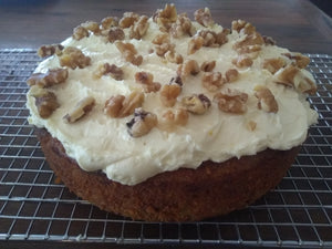 One Bowl Carrot Cake
