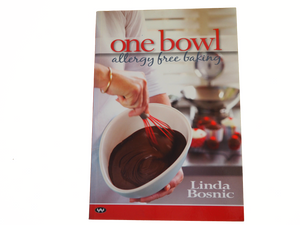 One Bowl Allergy Free Baking Cookbook