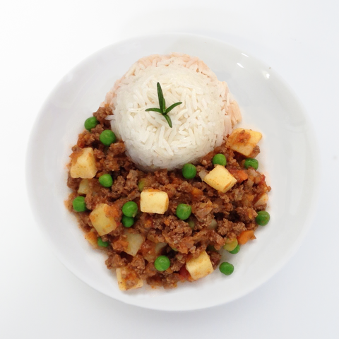 Country Beef Mince Casserole