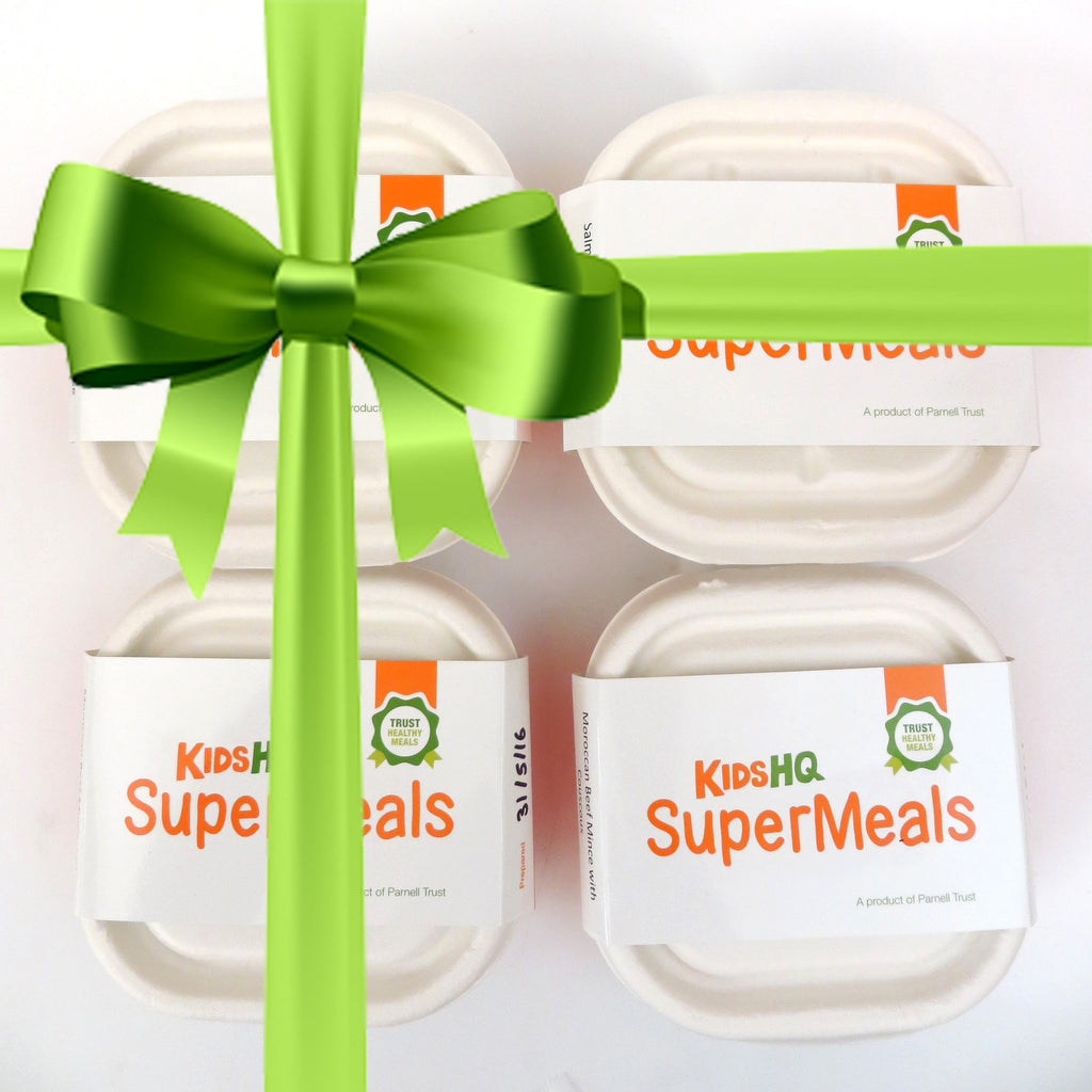 KidsHQ SuperMeals - Voucher: Share Your Secret!