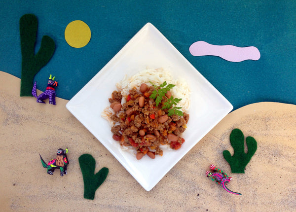 KidsHQ SuperMeals - Junior Chili con Carne - Monthly Special - 1