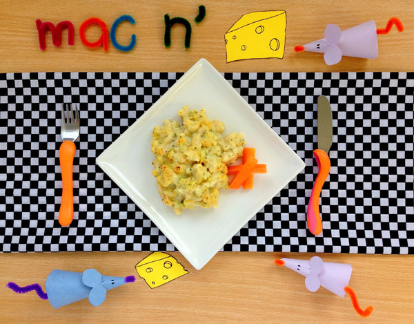 KidsHQ SuperMeals - Mac 'n Cauliflower & Broccoli Cheese - 1