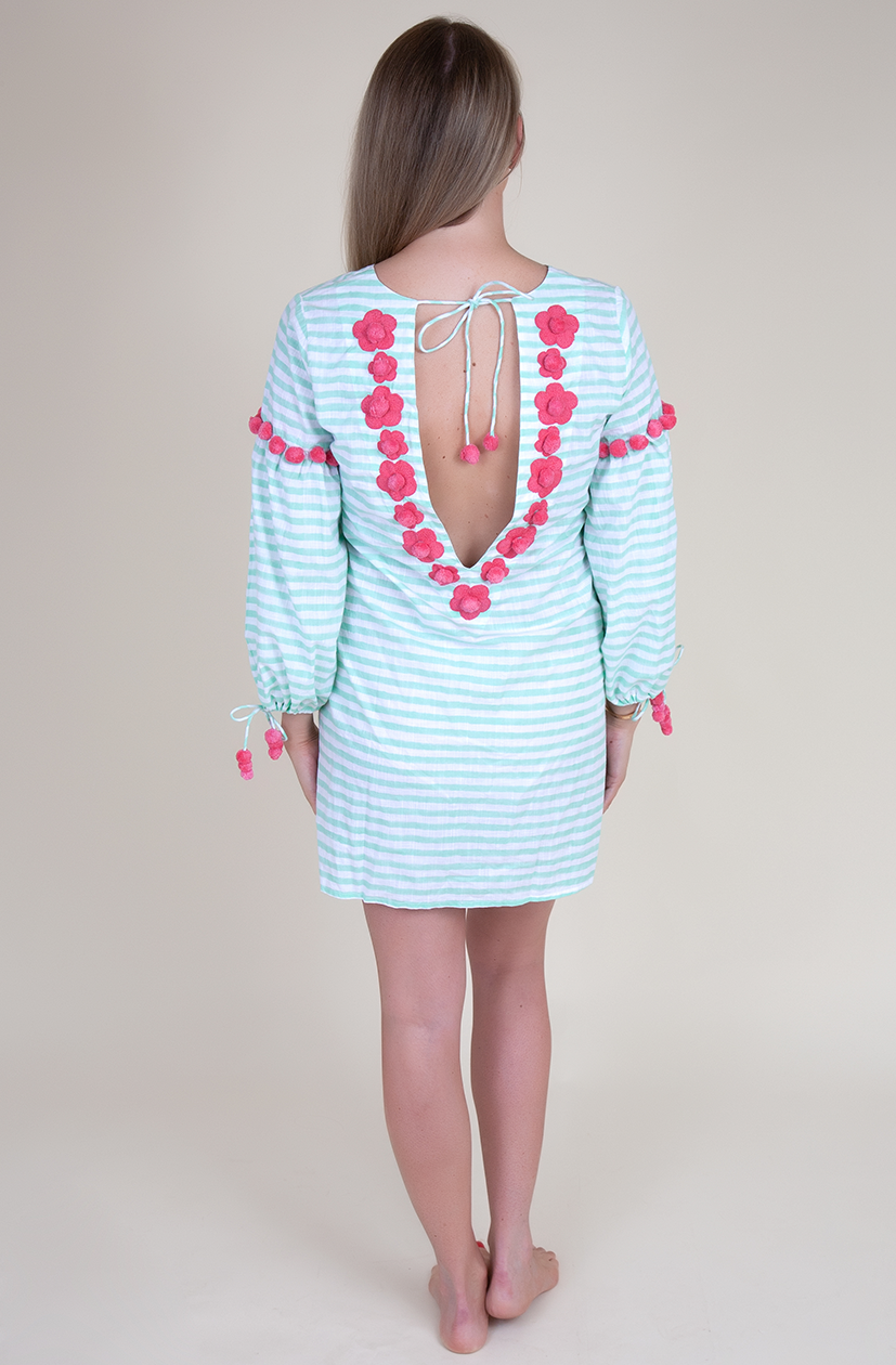 Seafoam Resort Dress