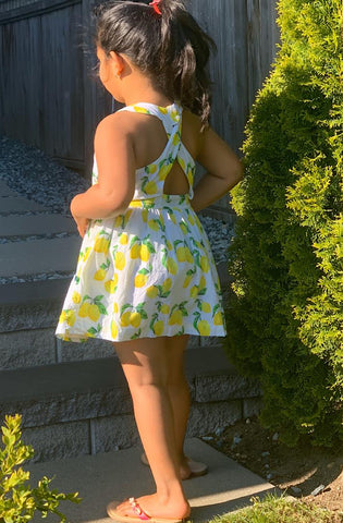 Seville Dress (Kids)
