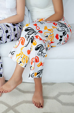 Dog Person Pajama Pant