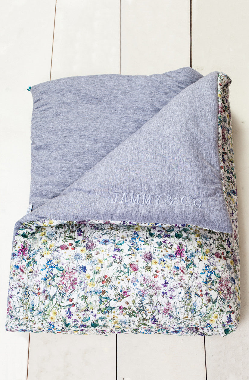 Liberty of London Quilt in Wildflowers