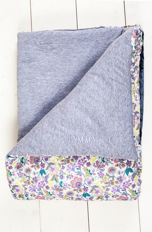 Liberty of London Quilt in Mabelle