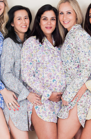 The Mabelle - Liberty of London Cotton Nightshirt - We will be back with new prints soon!
