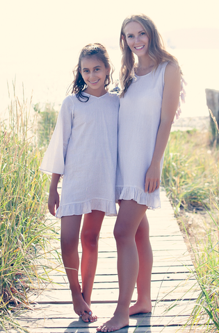 Beachcomber Kaftan Dress (Adults)