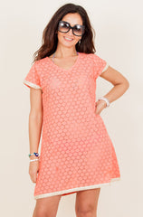 Coral Beach Cover Up (Adults)