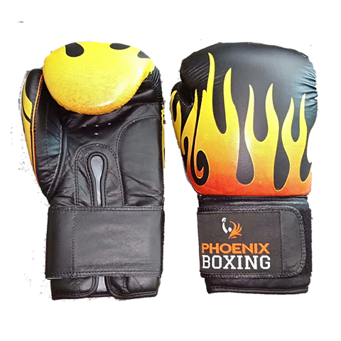 "NEW PB ""IGNITE YOUR INNER FIRE"" SUPER BAG GLOVES"