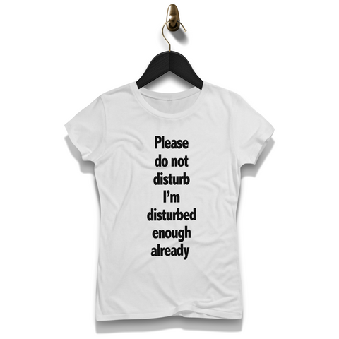 Disturbed Enough Already Shirt