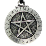 Norse Rune Wiccan Viking Necklace