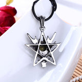 Dragon Star Pendant Necklace