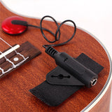 Detachable Piezo Contact Microphone Ukulele Pickup