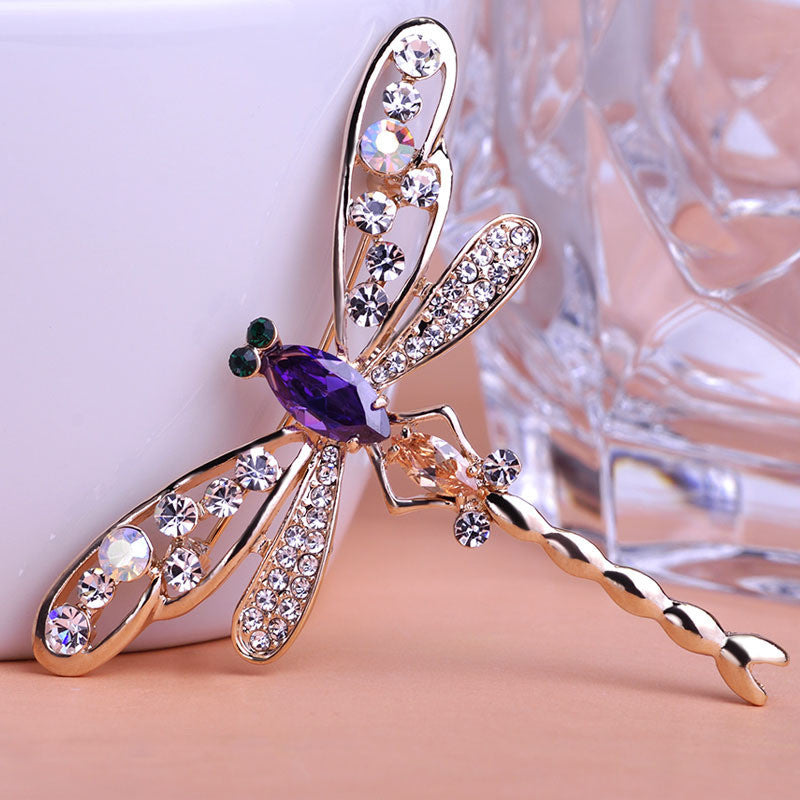 Dragonfly Brooch Pin