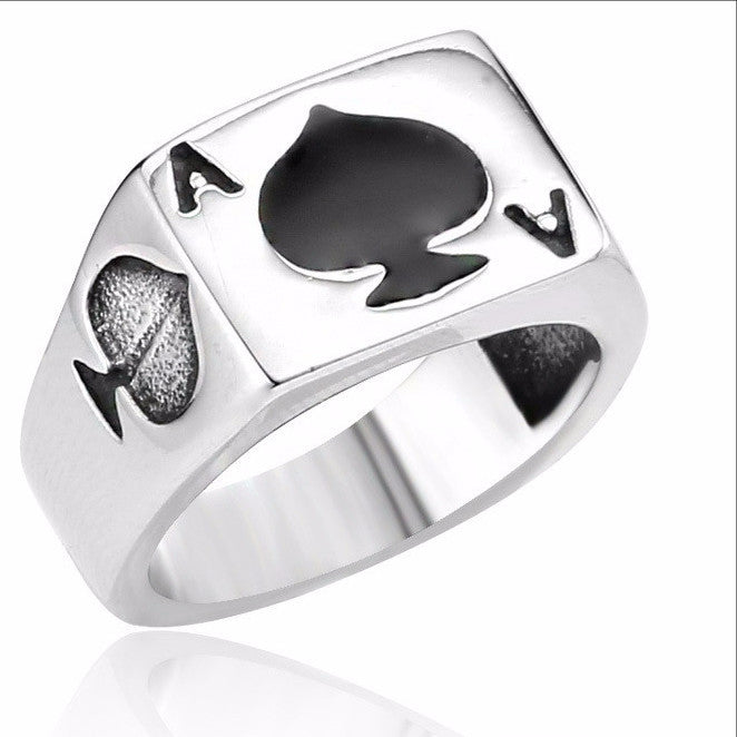 Beier Lucky A Playing Card Ring