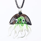Bonsny Octopus Pendant Necklace