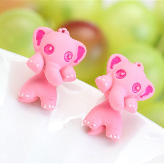 Kittenup Elephant Stud Earrings