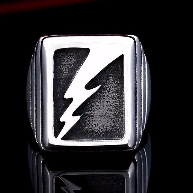 Beier Lightning Ring