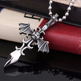 Beier Knights of the Sword Pendant Necklace
