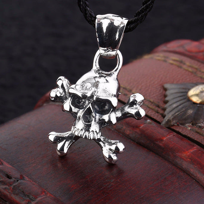 Beier skull Pendant necklace