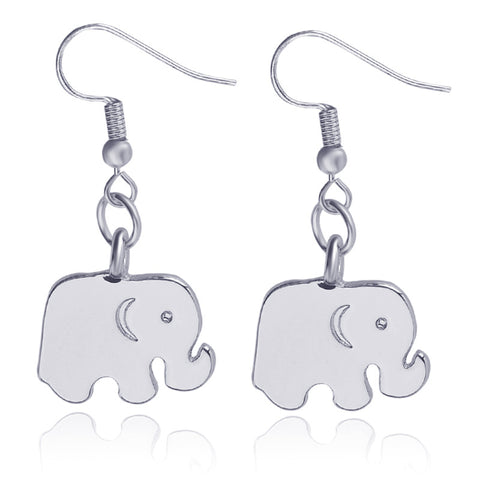 Animal Dangle Earrings
