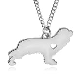 Labrador Dog Pendant Necklace