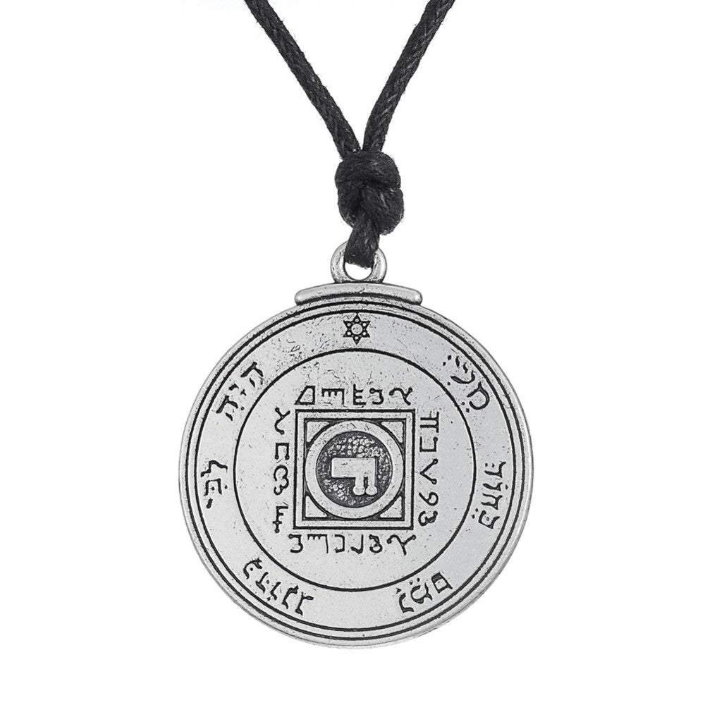 Key of Solomon Ultimate Love Circle Necklace