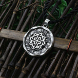 Norse Germanic Valkyrie Pagan Amulet Slavic Warrior Talisman Occult Necklace