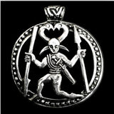 Odin Iron Age and Viking Age Warrior Necklace
