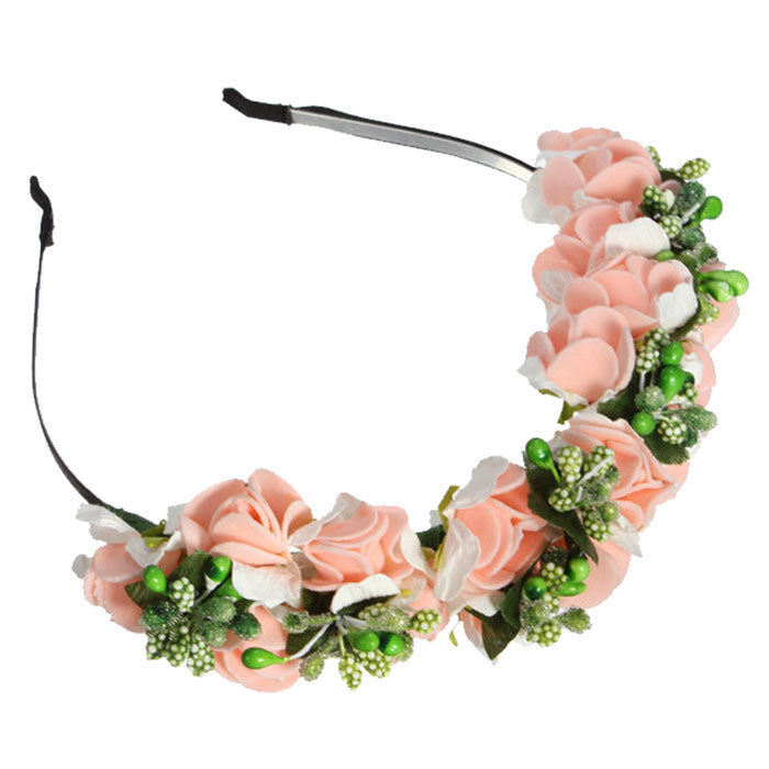 Korean Style Bridal Headband